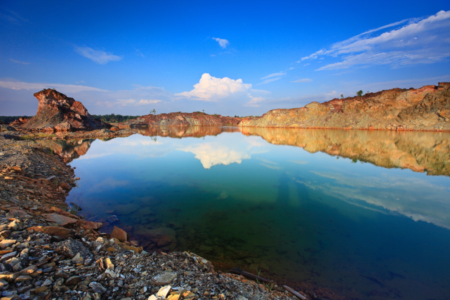 Photograph Reflection and Shadow by Tuan Zhariff Zakaria on 500px