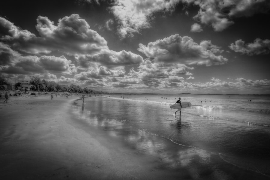 Photograph Noosa Beach by Hany Kamel on 500px