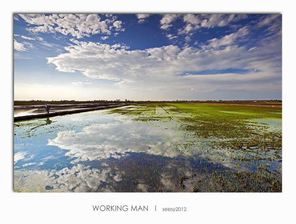 Photograph Working Man by Lee Seesy on 500px