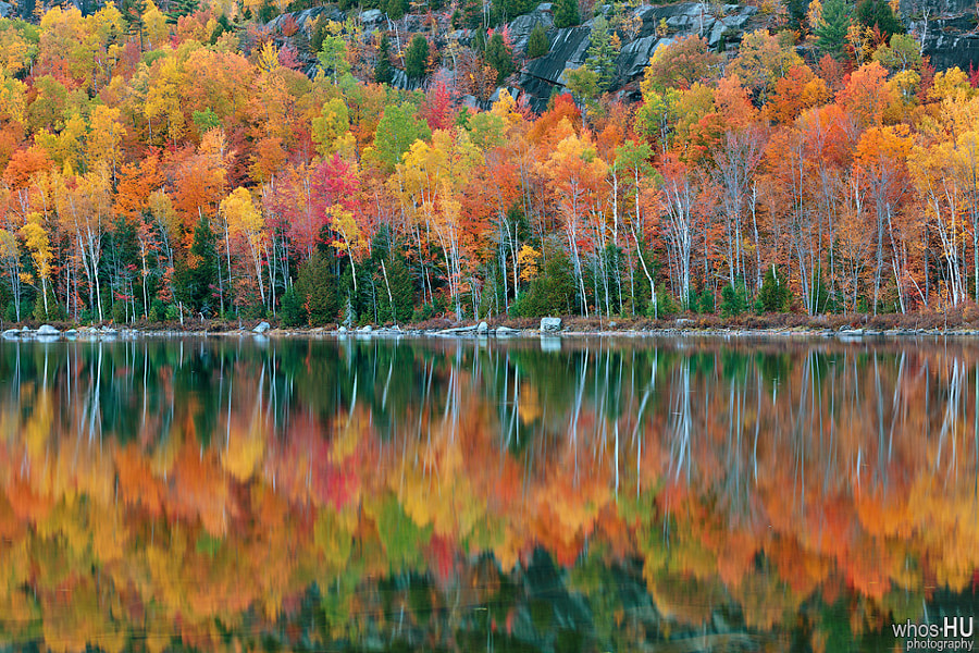 Reflecting Adirondacks by Chung Hu on 500px.com