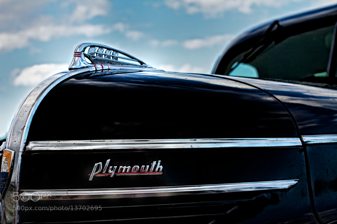 Photograph Plymouth Roadking Business Coupé - 1939 by Eric Le Roux on 500px