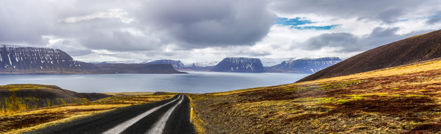 Road to the Fjords by Ajoy Prabhu on 500px.com
