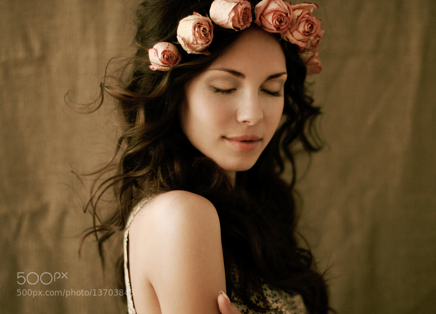 Photograph Rose by Anastasia Galaktionova on 500px