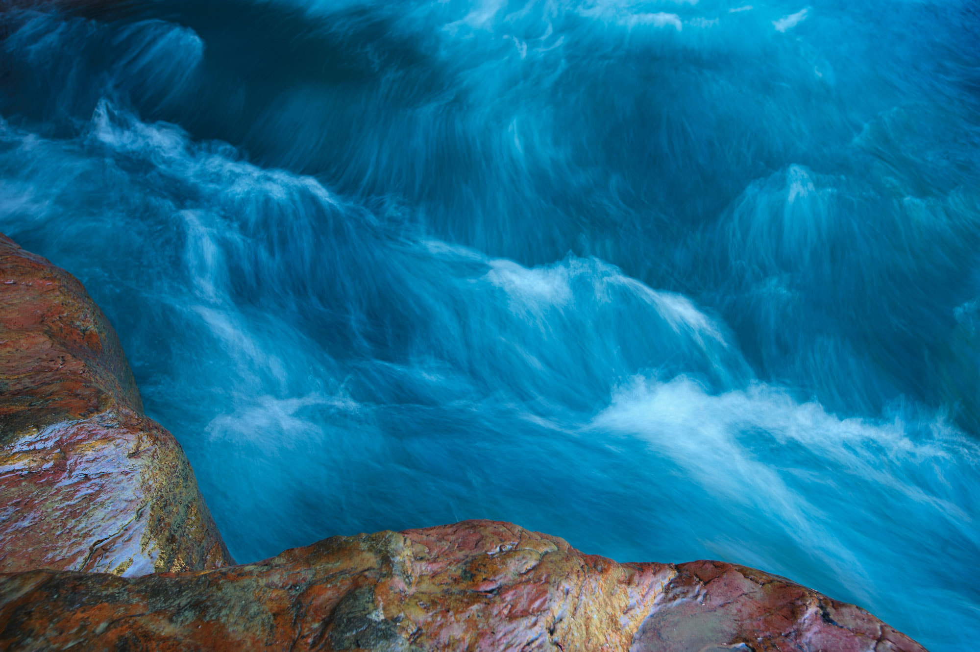 Photograph Water and Rocks by Jeanine Leech on 500px