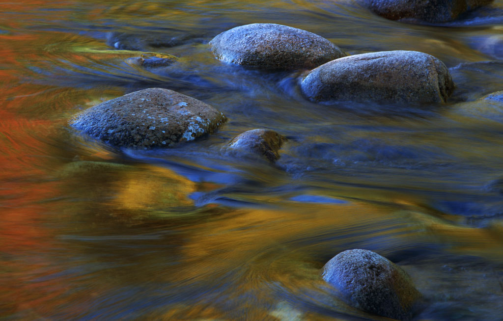 Photograph Wild River Reflections by Jeanine Leech on 500px