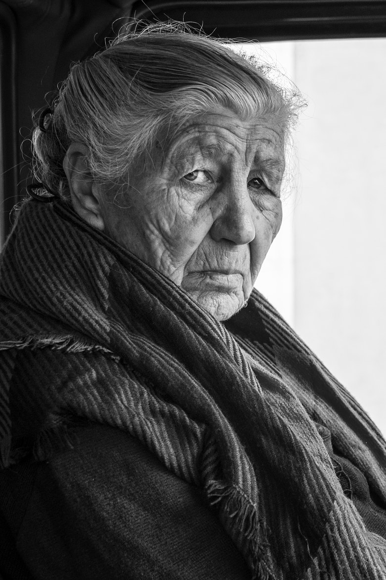 Photograph Old Woman Portrait by Alessandro Di Vito on 500px