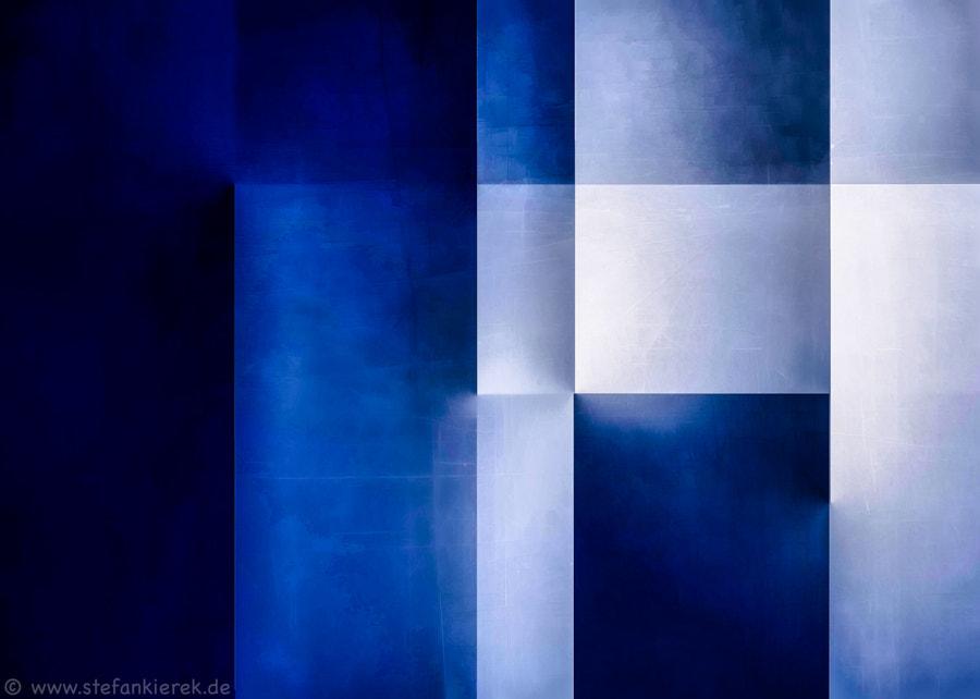 Blue is not always blue!