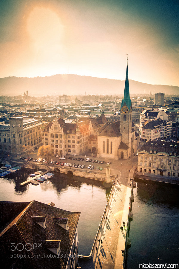 Photograph Zürich by Nicolas Zonvi on 500px