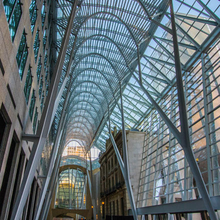 Brookfield Place, Sony ILCE-7, Canon EF-S 10-22mm f/3.5-4.5 USM