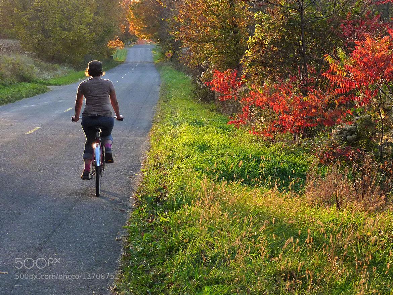 Photograph Bike Ride by Cezary Krysiak on 500px