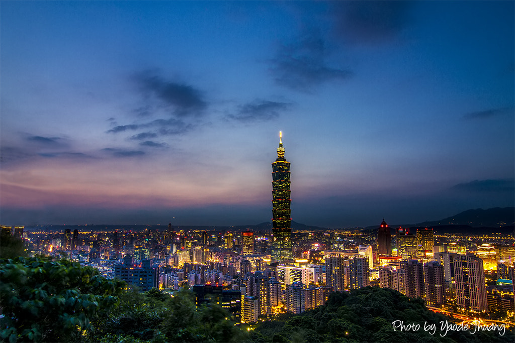 Photograph Taipei 101 by Yaode Jhuang on 500px