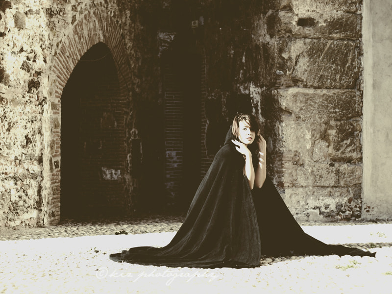Photograph the witch by Viola Witch on 500px