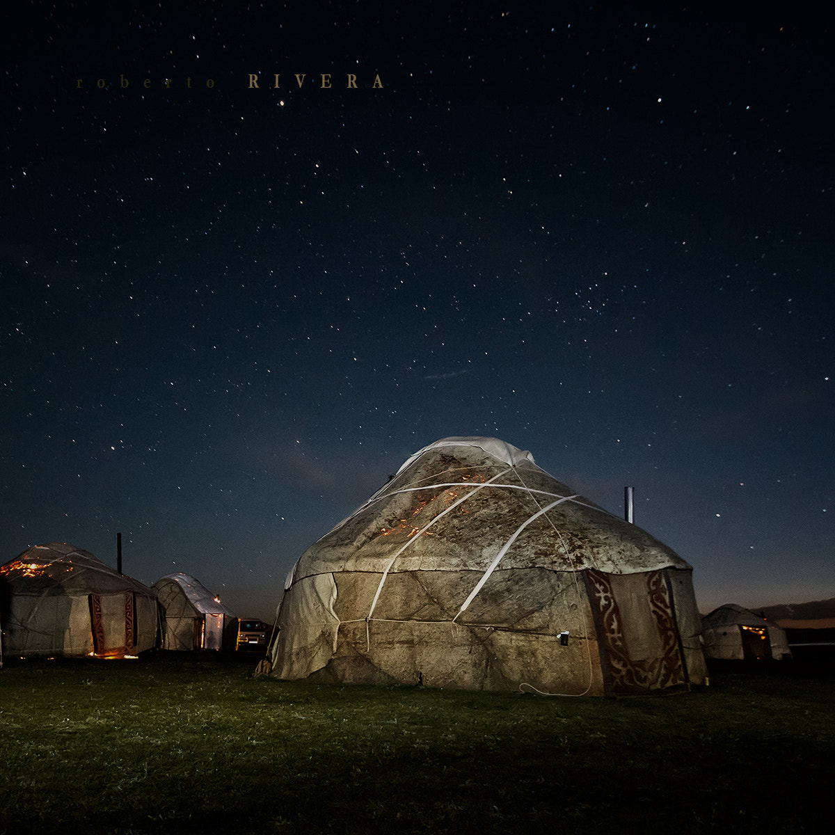 Photograph Yurt camp by Roberto Rivera on 500px