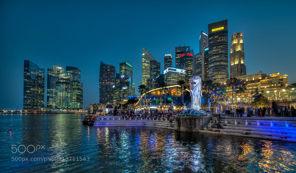 Photograph Cityscape by Edward  Tian on 500px