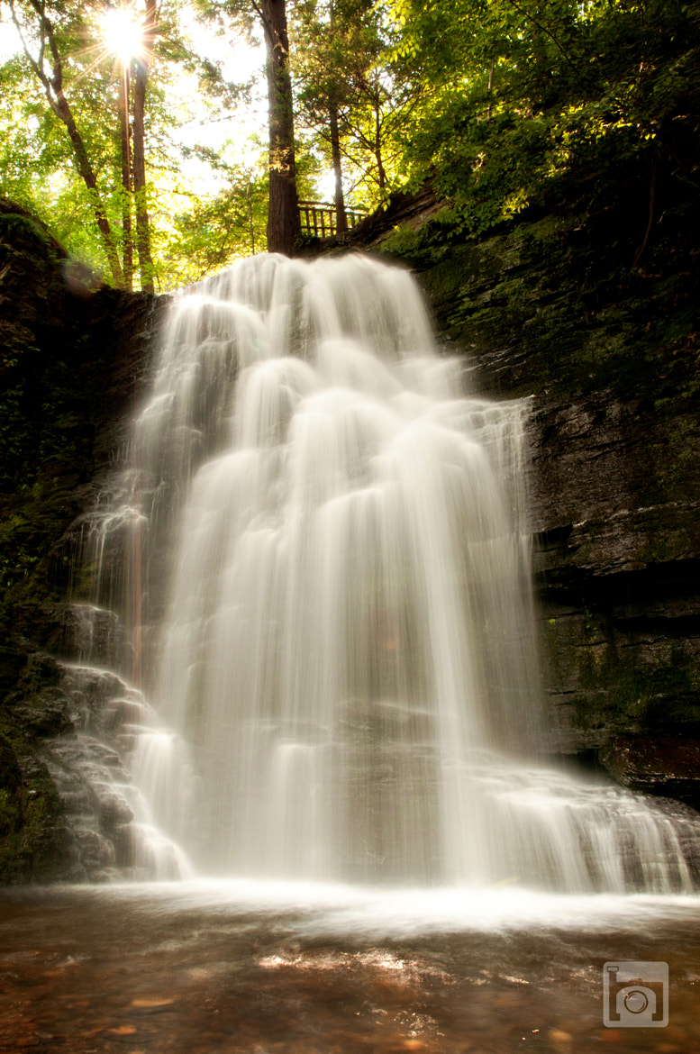 Photograph Bridal Veil Falls by Brian Hermans on 500px