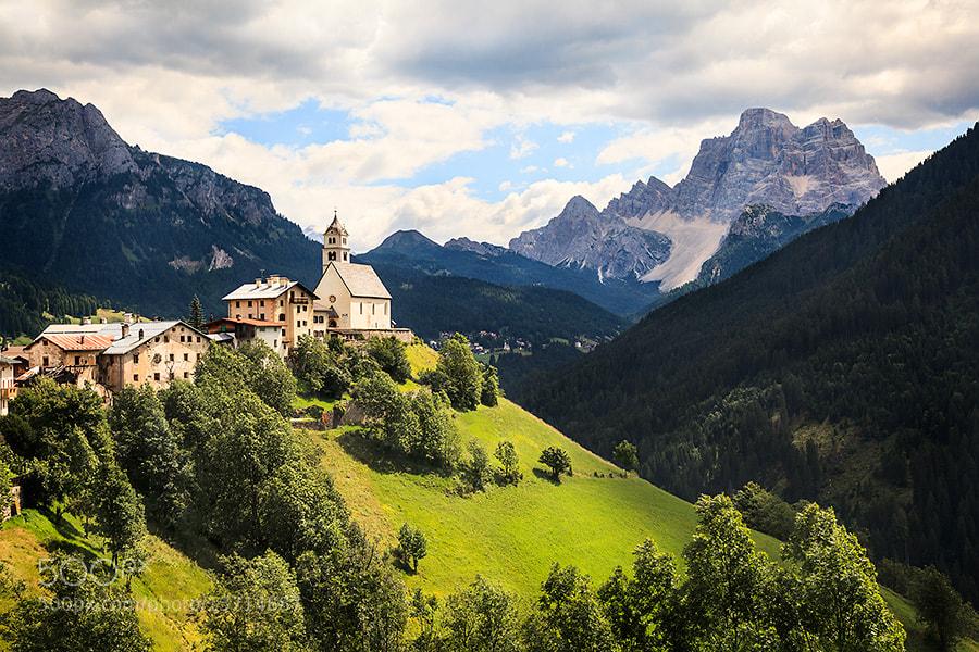 Photograph Italy - Colle Santa Lucia by Fabrizio Fenoglio on 500px
