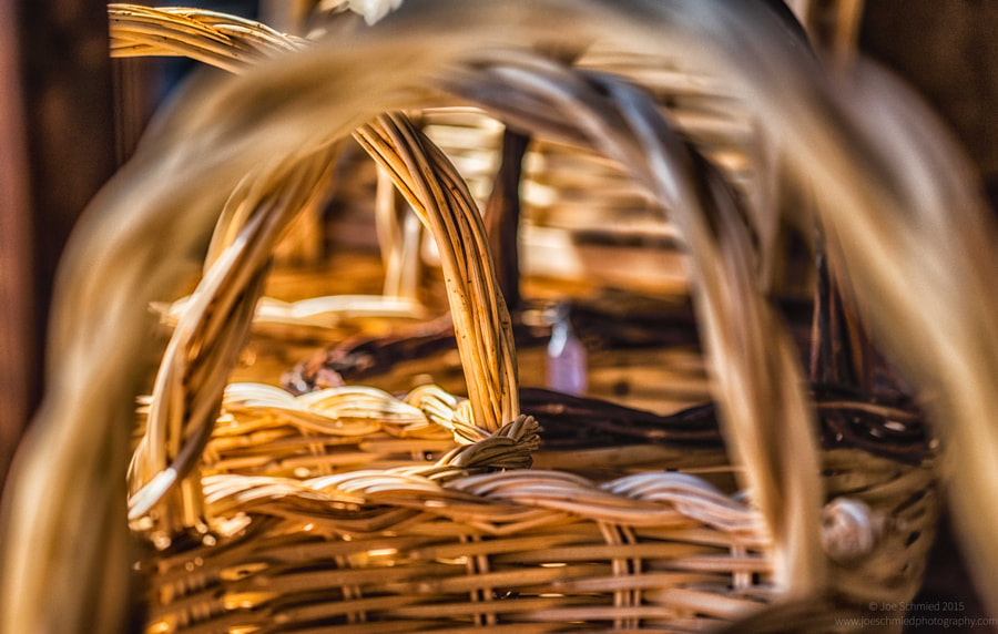 Baskets by Joe Schmied on 500px.com