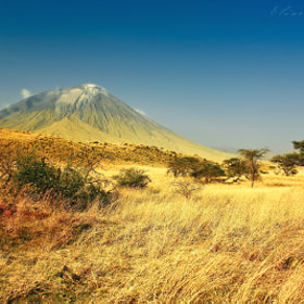Ol Doinyo Lengai by Elise Julliard (elisejulliard)) on 500px.com