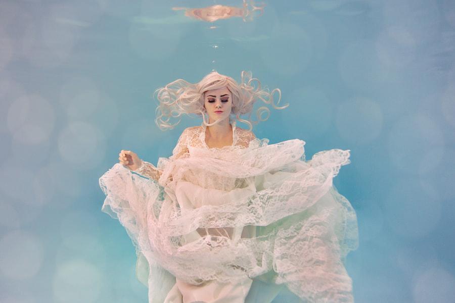 16. White Wedding by Jenna Martin
