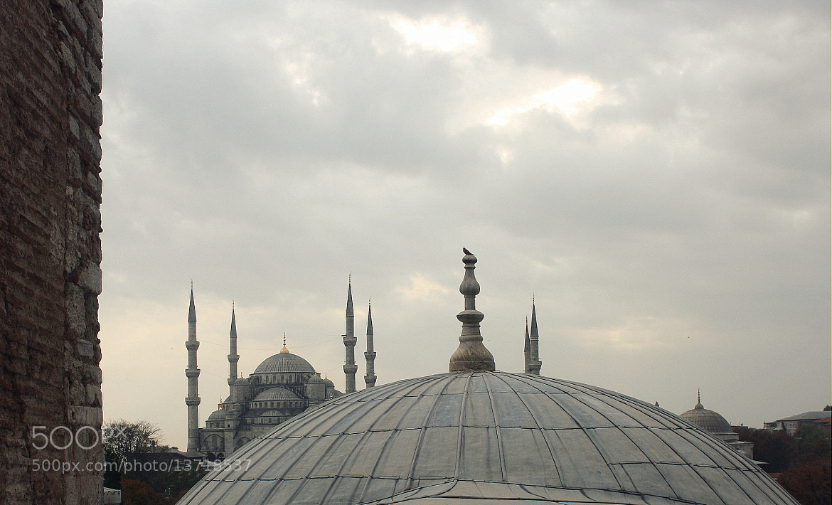 Photograph from hagia sofia by Raquel Camurasiquel on 500px