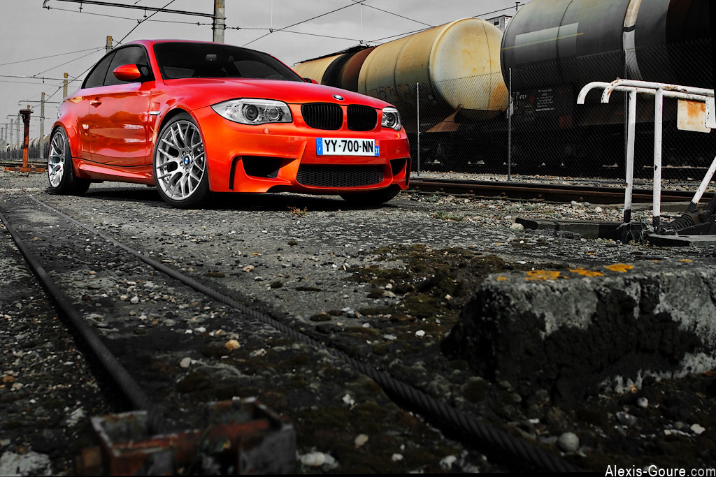 Photograph BMW 1M by Alexis Goure on 500px