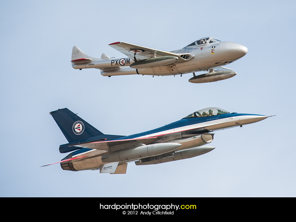 Photograph Vampire and F16 by Hardpoint Photography on 500px