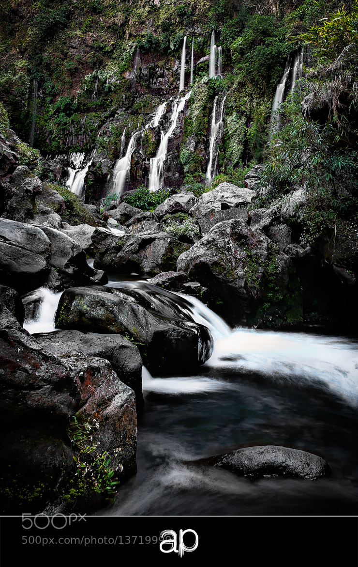 Photograph Cascade Grand Galet 1 by All Plan on 500px