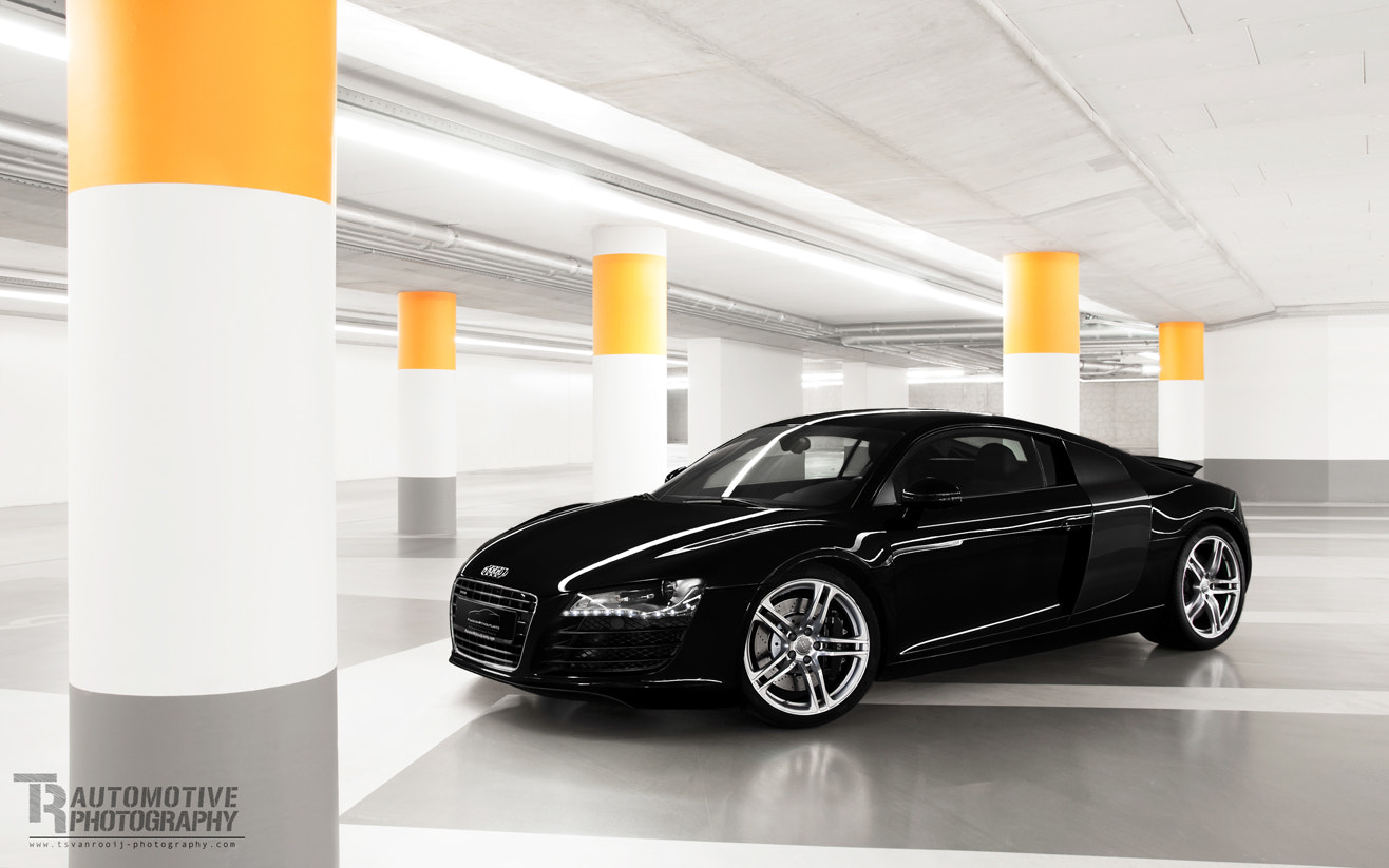 Photograph Audi R8 by Thomas van Rooij on 500px