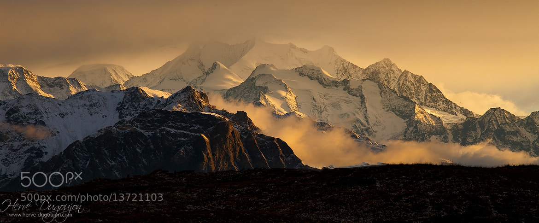 Photograph Sunshine from Bettmeralp by Hervé Dugoujon on 500px