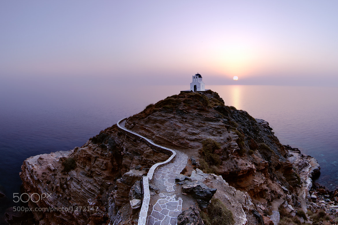 Photograph Seven Martyrs Chapel by Brice Challamel on 500px