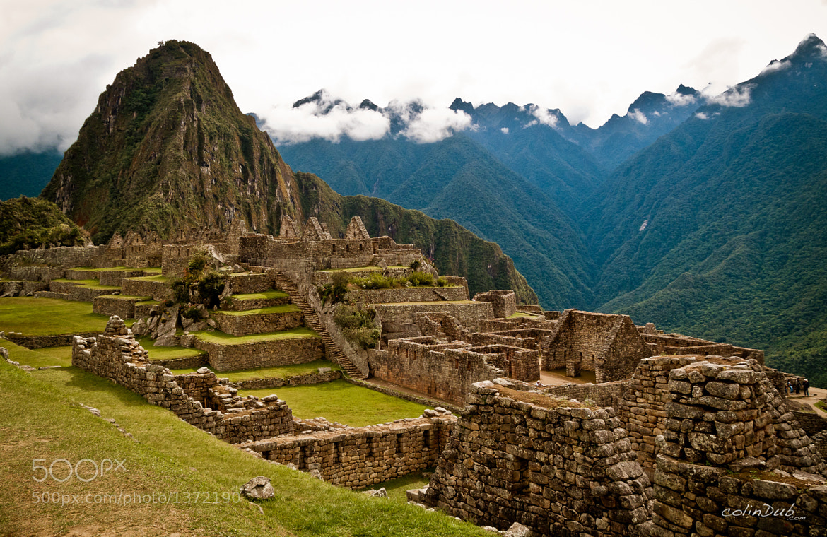 Photograph Machu in the Sun by Colin Wojno on 500px