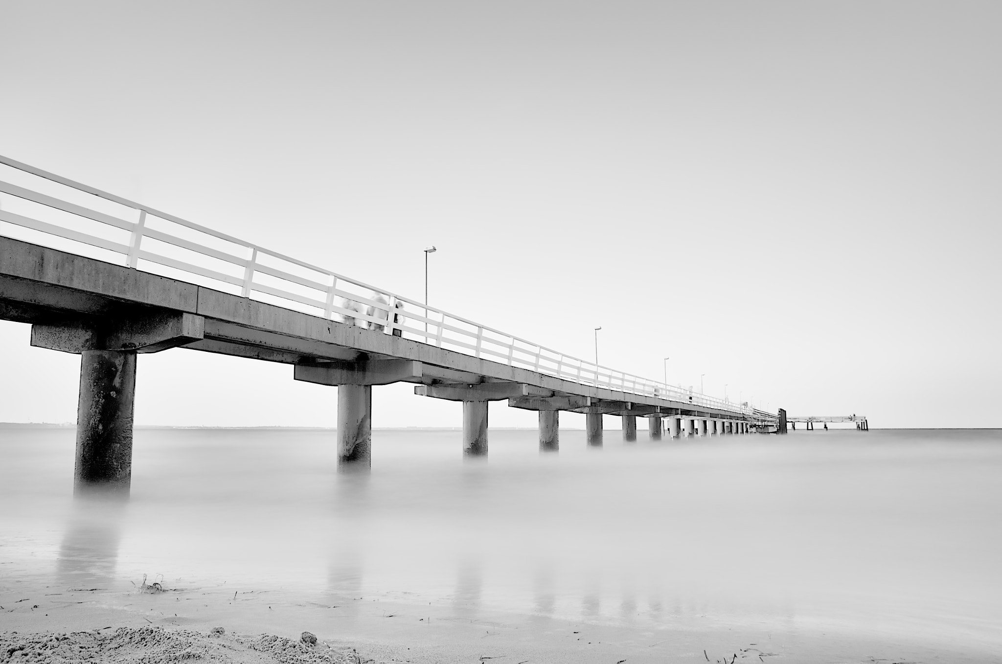 Photograph Pier by Cécile Gall on 500px