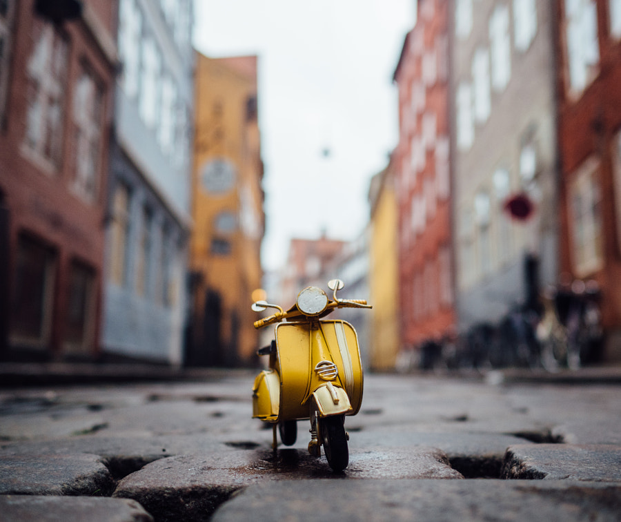 Strolling in Magstraede by Kim Leuenberger on 500px.com