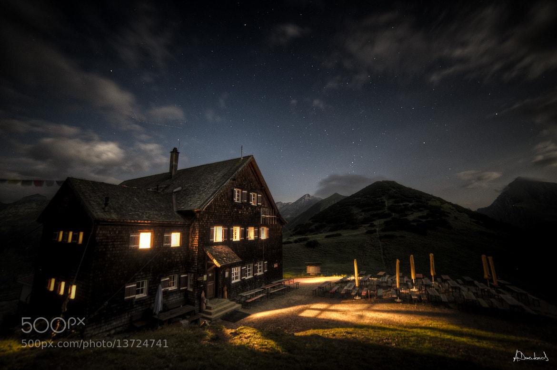 Photograph Falkenhütte by Alexander Derenbach on 500px