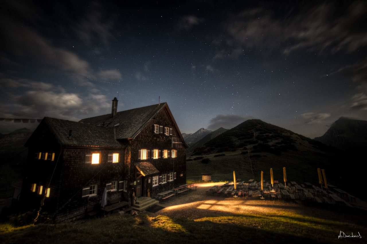 Photograph Falkenhütte by Alexander Derenbach on 500px