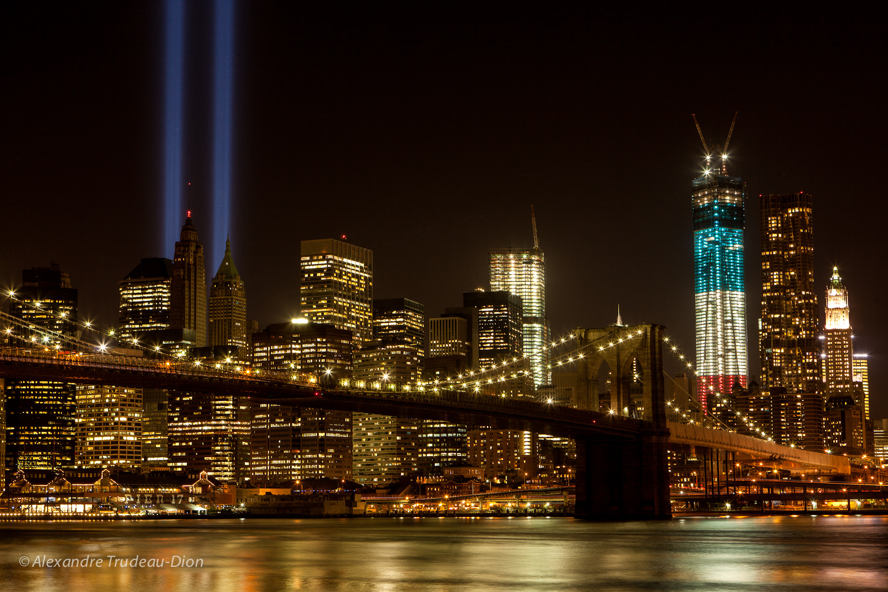 Photograph Tribute in light 2012 by Alexandre Trudeau-Dion on 500px