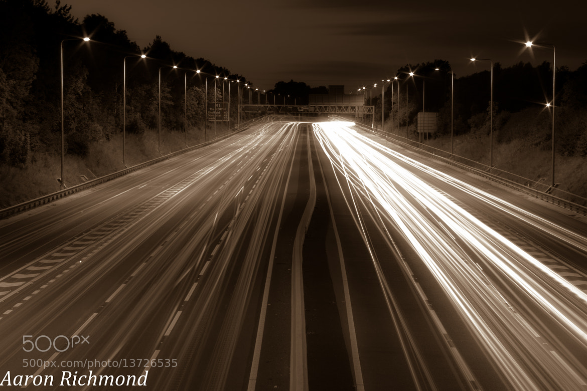 Photograph Lines by Aaron Richmond on 500px