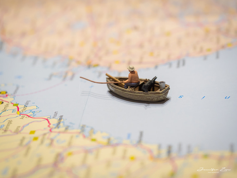 Let's time for travel: Fishing