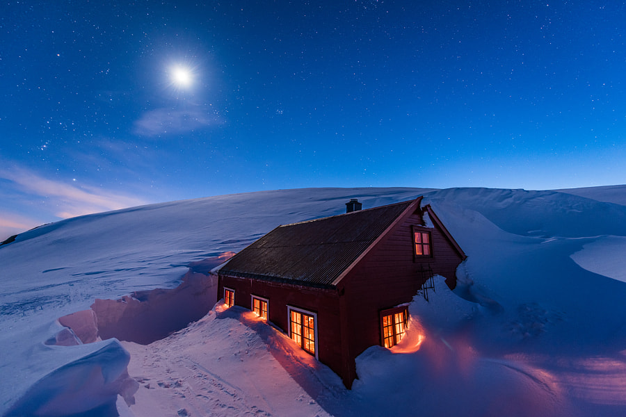 Dreamy Høgabu by Espen Haagensen on 500px.com