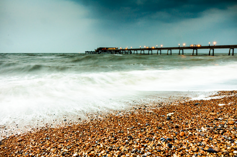 Deal Pier in Winter - Kent, UK