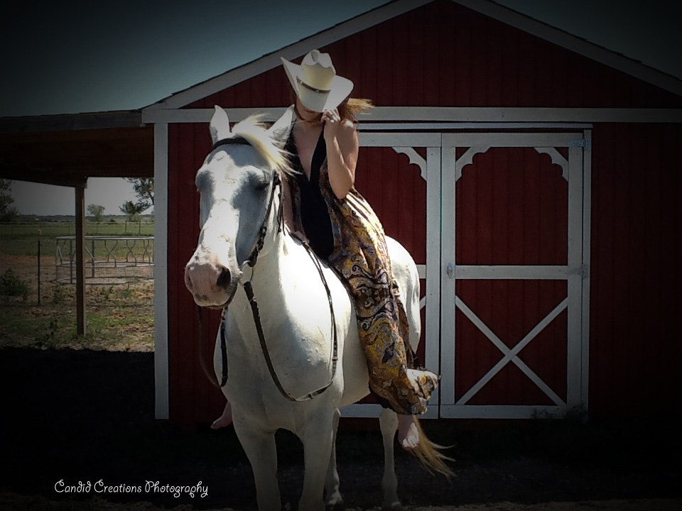 Photograph Cowgirl Mystique by Ashley Copple on 500px
