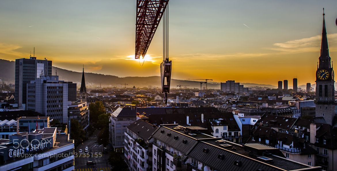 Photograph Zürich by Daniel Wewerka on 500px