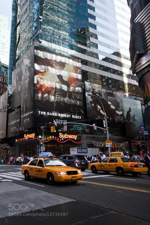 Photograph New York: Street by Daniel Albert on 500px
