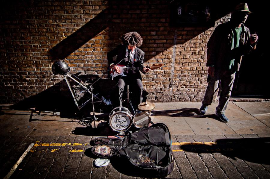 Lewis Floyd Henry, Brick Lane