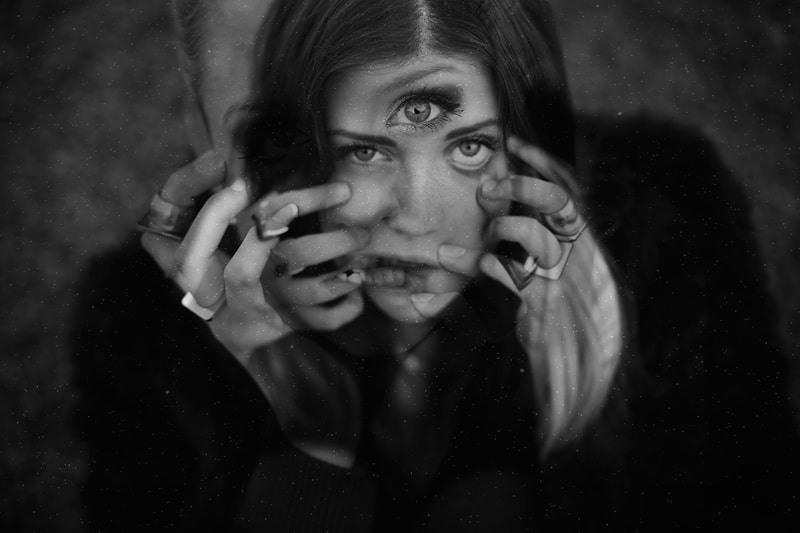 Photograph Creepy by Lina Flodins on 500px