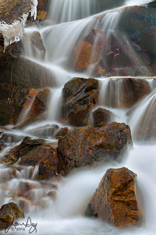 Photograph Little Cascades by Jean Day Photography on 500px
