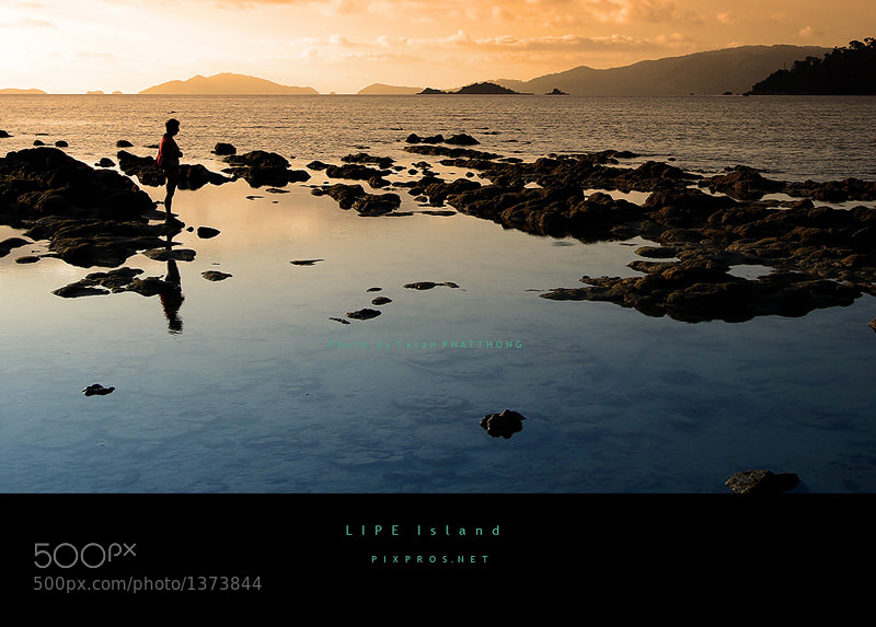 Photograph only me by Tasan Phatthong on 500px