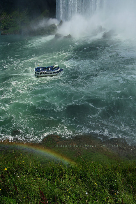 Photograph Maid of the mist by Tasan Phatthong on 500px
