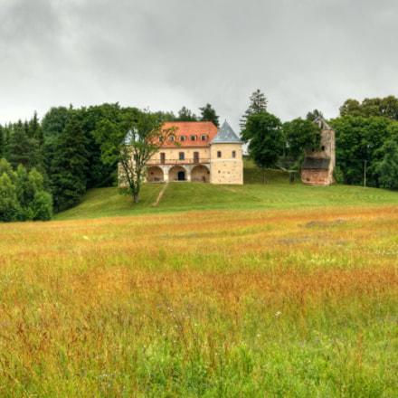 Norviliskiai castle