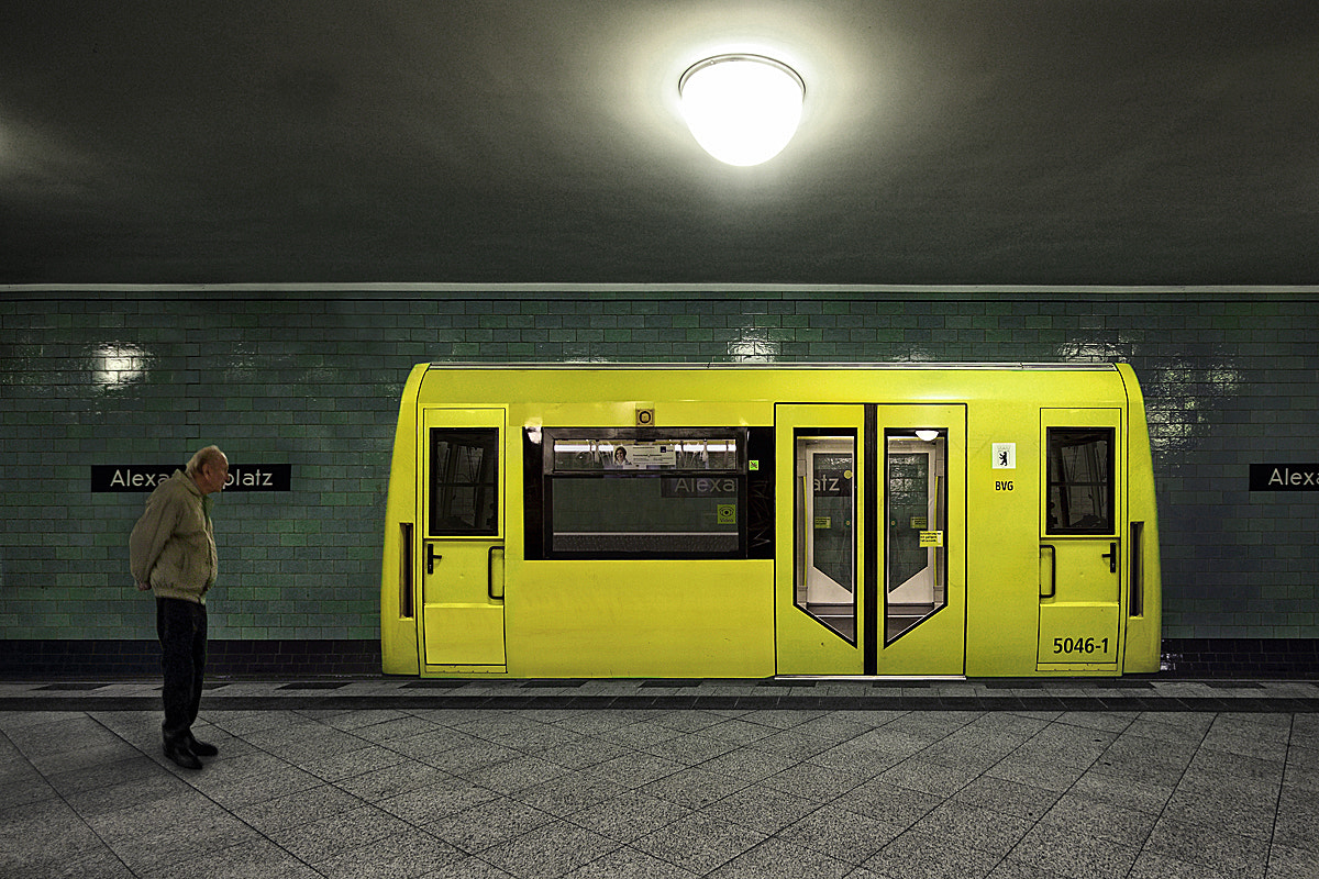Photograph Small subway;-) by Ralf Wendrich on 500px